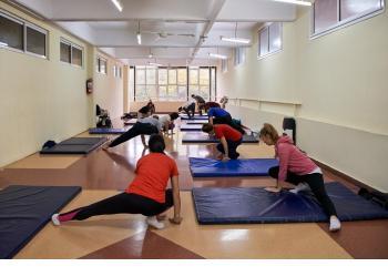 En Hatha Yoga también el cuerpo debe estar en armonía.