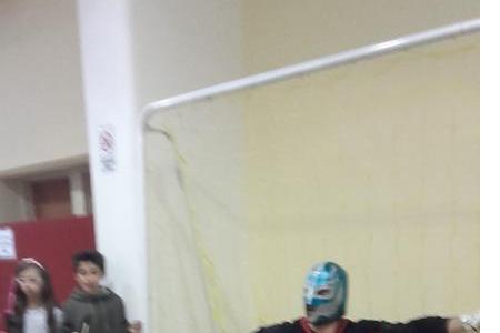 El arquero enmascarado! Invencible...(?)