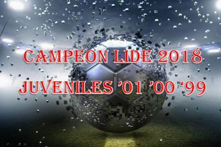 Campeones LIDE 2018