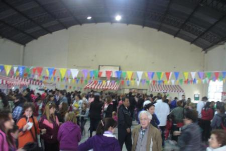 Panorámica del evento