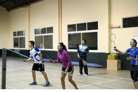 Un deporte que pueden realizar tanto hombres como mujeres.