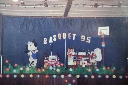 Año 1995 - Fiesta de Basket